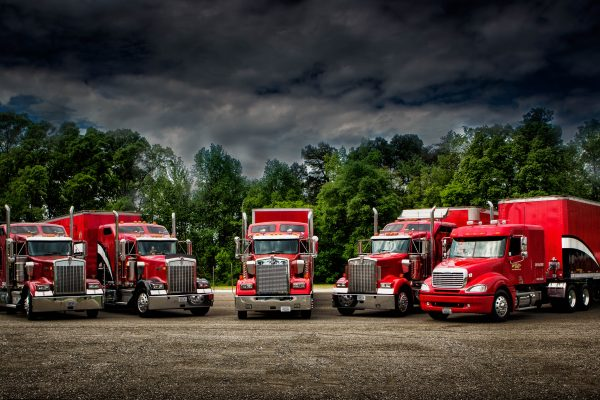 Our fleet of tractor-trailers and equipment are ready to respond when disaster strikes.